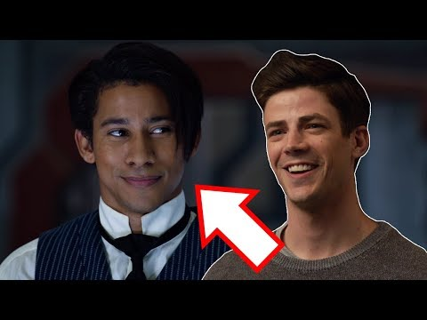 The Flash Season 5 Episode 1 Teaser Breakdown - How Wally West LEAVES The Flash!