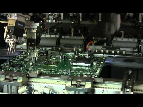 Fujitsu TS Mainboard Production Augsburg HD