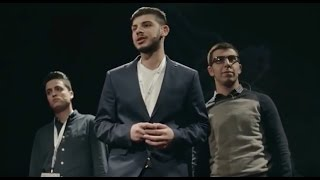 From Syria to Germany in three stories | Kareem Kousa, Yusuf Zein & Ibrahim Andrun | TEDxStGeorg
