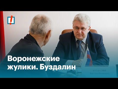 Воронежские жулики. Буздалин