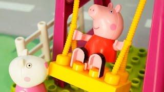 Игрушечный мультфильм для детей - Играть вместе на русском языке.