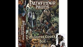 Download Pathfinder Pawns: Monster Codex Box PDF EPUB