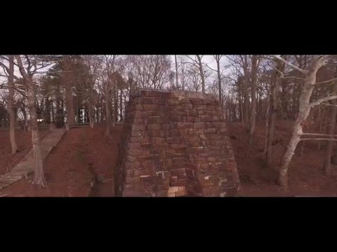 Cornwall Furnace in Cedar Bluff Alabama