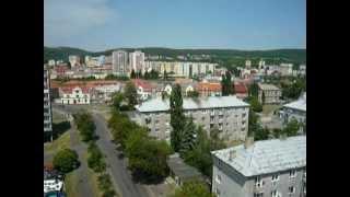 Chomutov - letní panorama z Dehtochemy (3.6.2011)