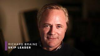 UKIP Leader Richard Braine Q&A (Full HD Recording) - 09/10/19