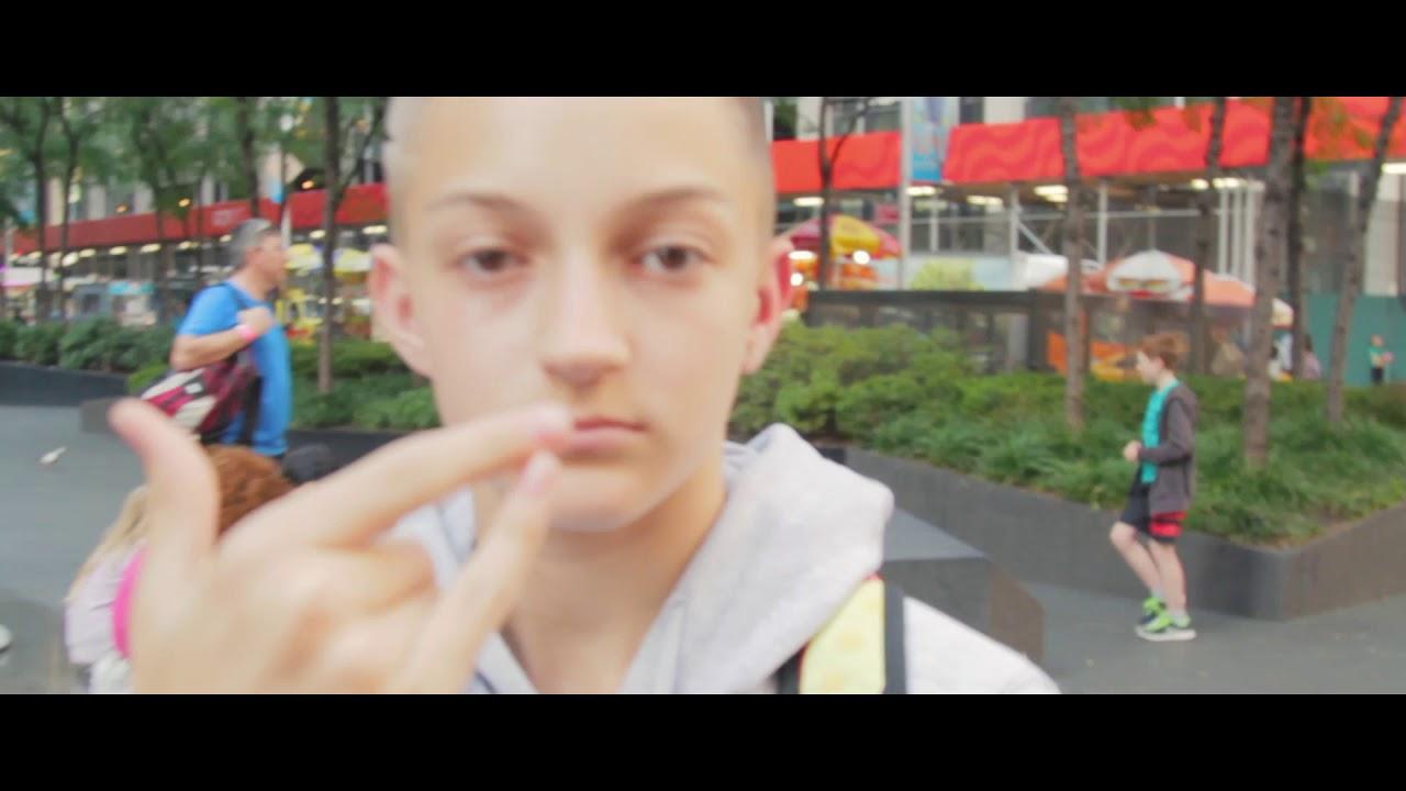 Backpack Kid Takes New York - Pt 1