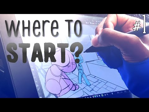 How To Start Creating Your Own Animated Series #1