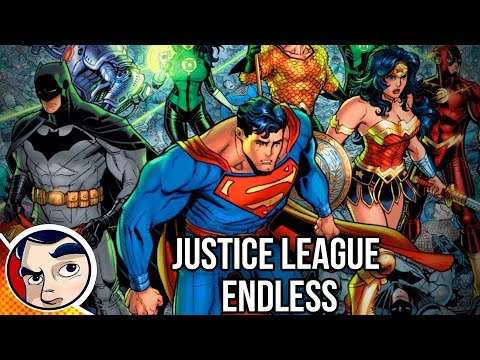 """Justice League """"Flash Breaks Time Killing Green Lantern"""" - Rebirth Complete Story"""