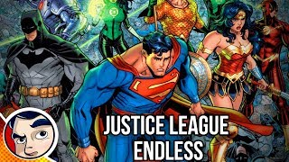 "Justice League ""Flash Breaks Time Killing Green Lantern"" - Rebirth Complete Story"