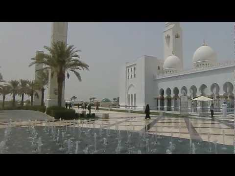 TRIP TO ABU DHABI MOSQUE PALACE Sheikh Zayed 3