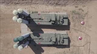 #МинобороныLive Динамический показ вооружения войсковой ПВО в рамках МВТФ «Армия-2020»