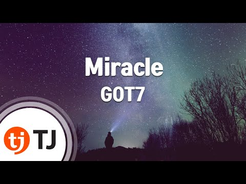 [TJ노래방] Miracle - GOT7 / TJ Karaoke
