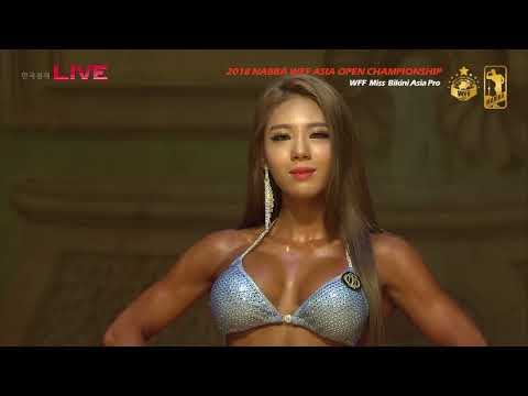 NABBA WFF ASIA OPEN CHAMPIONSHIP 2018-Miss Bikini Asia Pro_1