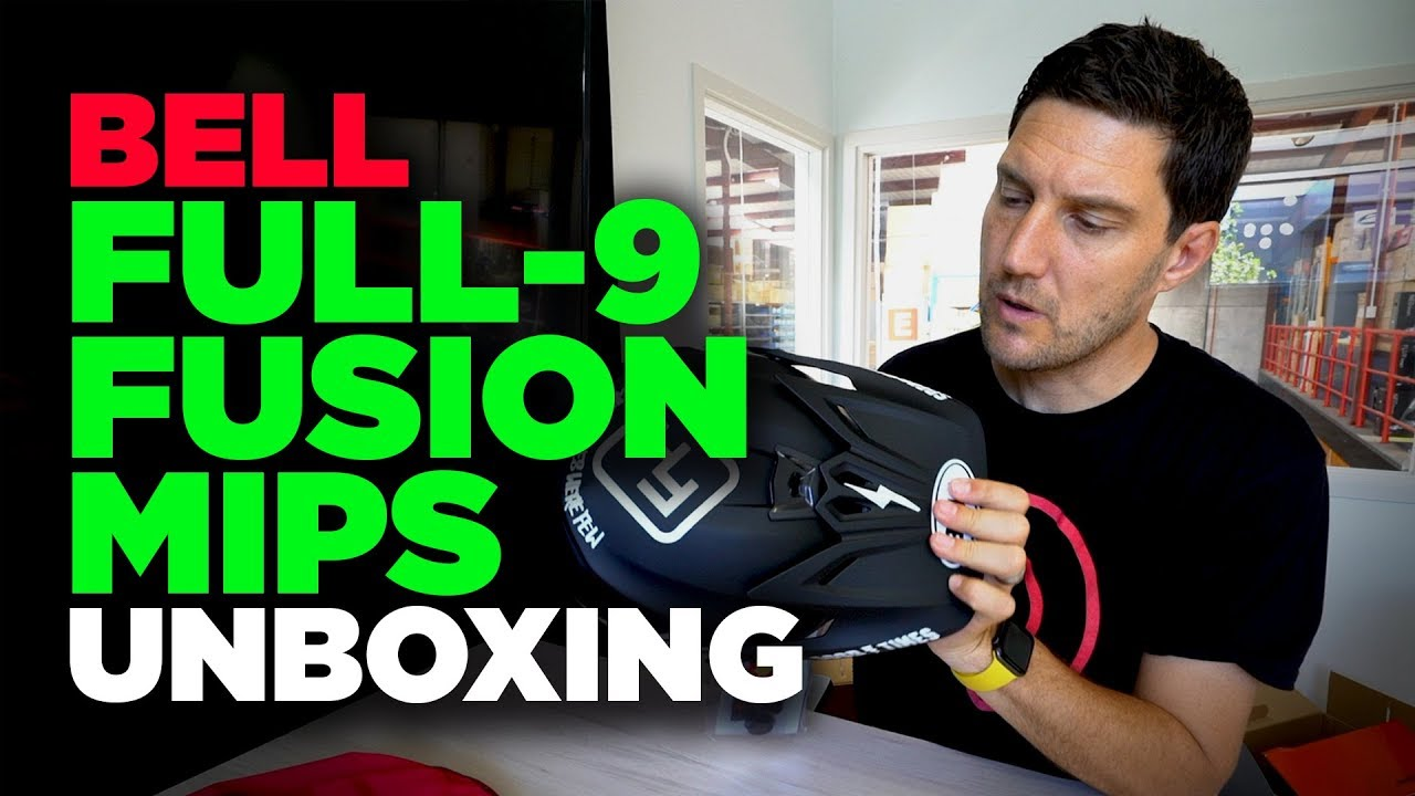 Download Bell Full-9 Fusion MIPS Unboxing