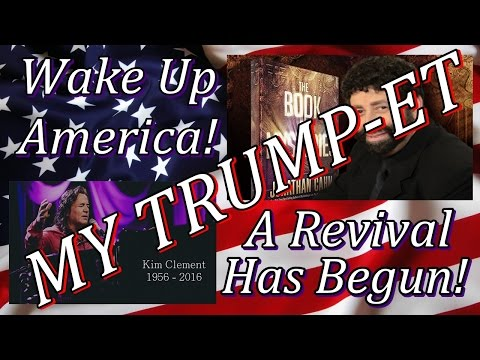 America's Revival Has Come! I Heard The Prayers Of My People! Is Donald Trump A Prophet?