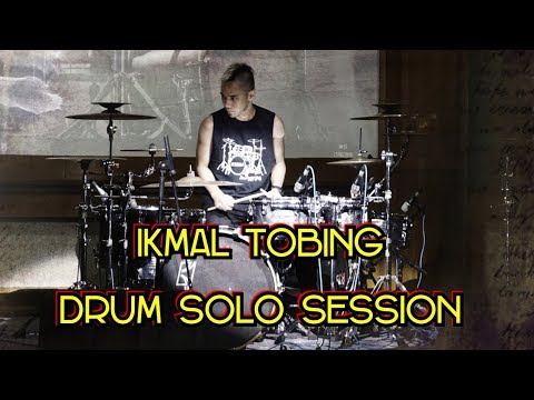 Ikmal Tobing | Drum Solo - Tama Groove Session Welcoming Winner