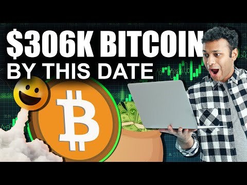 Bitcoin To $306k By THIS DATE (MOST EXCITING BTC Prediction)