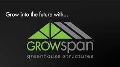 Growers Supply introduces GrowSpan Greenhouse Structures