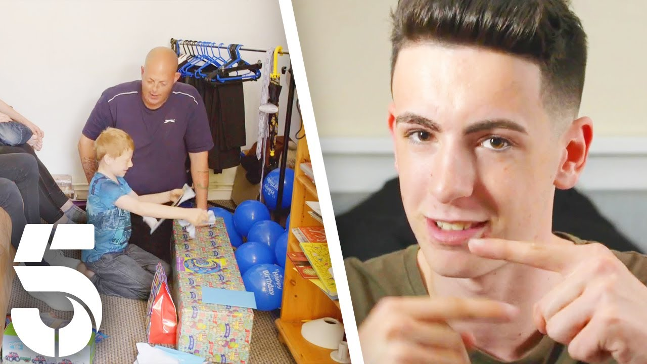 Rich Kid Buys A Poor Kid A Birthday Present | Rich Kids Go Skint | Channel 5