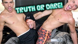 TRUTH OR DARE WITH JOEY AND BEN