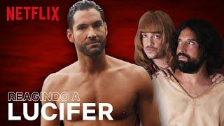 Especial de Natal Porta dos Fundos: Reagindo a Lucifer | Netflix