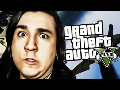 VOJNA BAZA I KRADEMO AVION ! Grand Theft Auto V