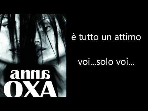 Anna Oxa - E' Tutto Un Attimo Testo Lyrics