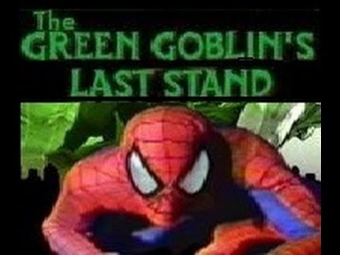 *The Green Goblin's Last Stand* (High Res Version)