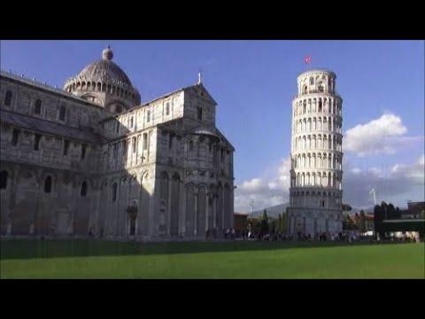 PISA - Piazza dei Miracoli, Duomo, Battistero e Campanile (Torre de Pisa) 23.06.2015