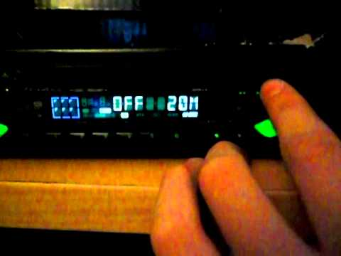 Autoradio kenwood kdc 3024 - YouTube