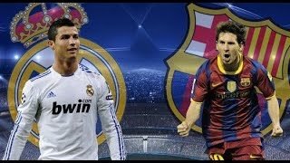REAL MADRID vs BARCELONA 2011 Jogo completo