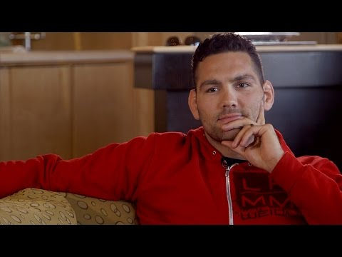 UFC 187: Emotional Chris Weidman Talks Almost Being a Never-