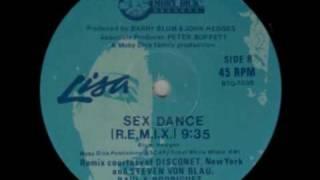 Lisa - Sex Dance ( Remix)
