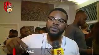Stop hailing fraudsters, glorifying fraud with your music, Falz tells his  colleagues thumbnail