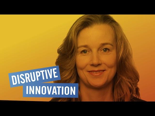 Executive Program Speaker - Deborah Nas - Disruptive innovation: tools & methods to make it happen.