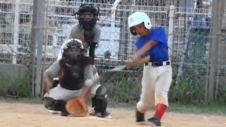 ガッツだぜ!! 保栄茂少年野球 ~勝利への道~ 高安ジャガーズ・石嶺ブレーブス...