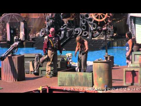 [HD] Water World 2010 Full Show Universal Studios Hollywood