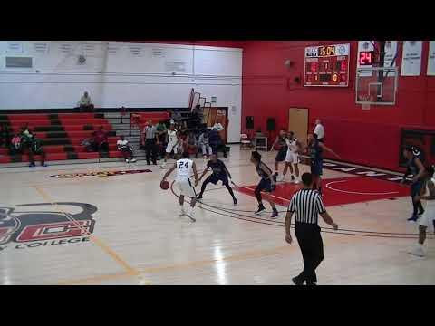 Chesapeake College vs Clinton College 18 Nov 17 1st Half