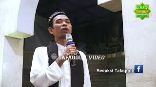 Di Masjid Al Firdaus Yogya,   Ustadz Abdul Somad, Lc , MA