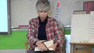 Kindergarten Art Lesson
