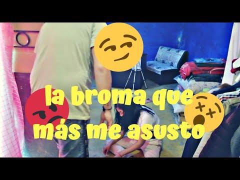 Por Fin Broma A Mi Novio (LA VENGANSA) ENCAJO UN CLAVO EN EL PIE...
