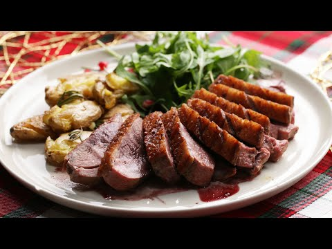 Download Youtube: Seared Duck Breast And Potatoes