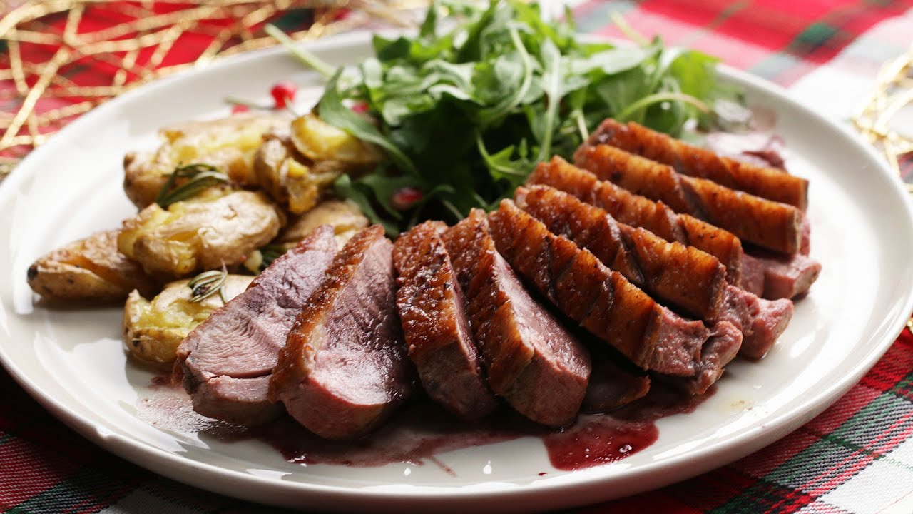 maxresdefault - Seared Duck Breast And Potatoes