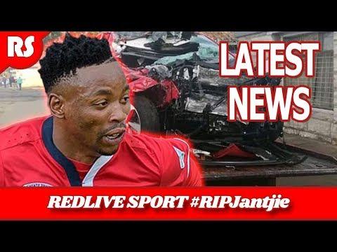 Free State Stars Midfielder Sinethemba Jantjie DIES In CAR CRASH
