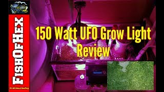 UFO Refugium Grow Light Four Month Review | Could It Be The Next Best Thing?