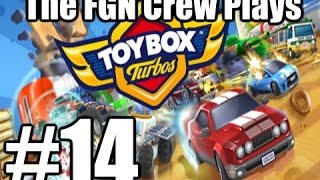 The FGN Crew Plays: Toybox Turbos #14 - Demolished (PC)