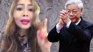 Trang Lê Mới Nhất 2016: Bà Ngoại Xì Tin chửi Nguyễn Phú Trọng ăn sạch trong đáy quần của dân