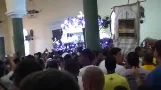 Procesión del Santo Sepulcro en Villa de Cura, Aragua - Venezuela Semana Santa 2013.