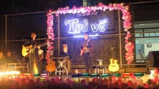 Bông hồng thủy tinh - Chất lừ - Clb guitar HVQY và Dược HN.