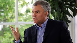 «После Путина будет Путин»: эксклюзивное интервью Вячеслава Володина